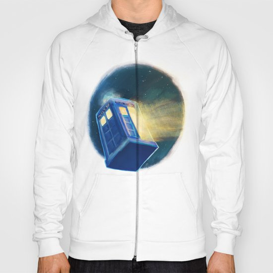 The TARDIS Hoody