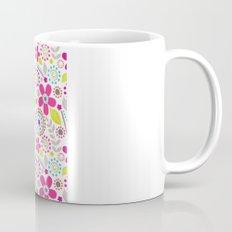 Inky Floral Mug