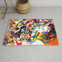 Kandinsky - Composition VII Rug