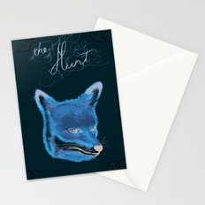 the hunt :: lace Stationery Cards