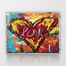 Deep Love Laptop & iPad Skin