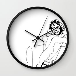Grayson Perry - About a Boy/Girl Wall Clock