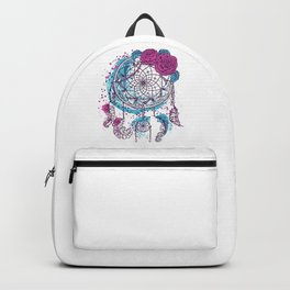 atrapasueños pink Backpack