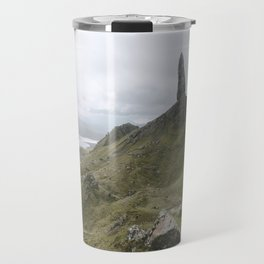 The Old Man of Storr - Landscape Photography Travel Mug