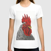 cock T-shirts featuring cock by bmkoc
