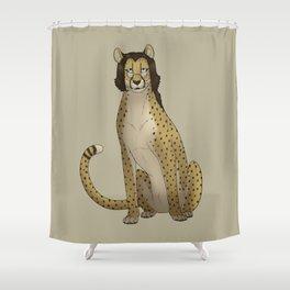 Nerd Shower Curtain