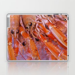 Gourmet Shrimp Laptop & iPad Skin