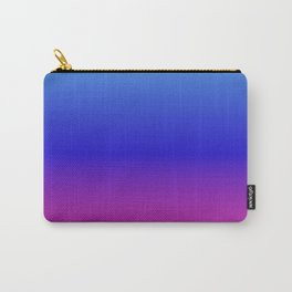 Unicorn Ombre Carry-All Pouch