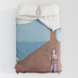 Sing for me! Comforters