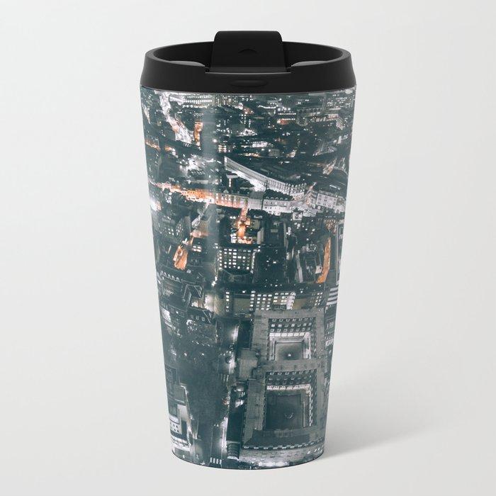 As Far As The Eye Can See Travel Mug