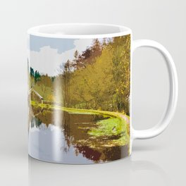 Gibson Mill - Hardcastle Crags Coffee Mug