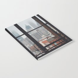 New York City Window Notebook