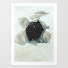 The universe next door Art Print