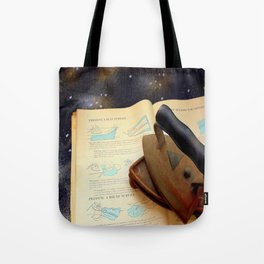 Gone To Press Tote Bag