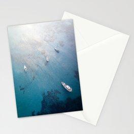 Aegean Sea, Greece Stationery Cards
