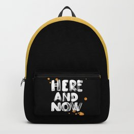 Here And Now Backpack