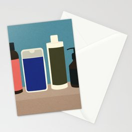 Plastic Bottles Stationery Cards