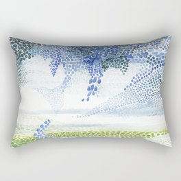 Seasonal subtleties Rectangular Pillow