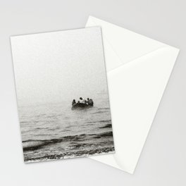 On the sea Stationery Cards