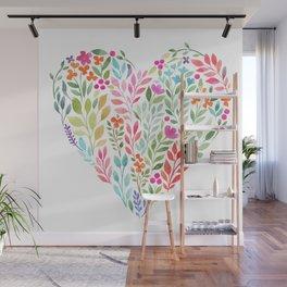 Heart Beat Wall Mural