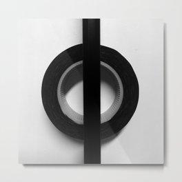 Circular Metal Print