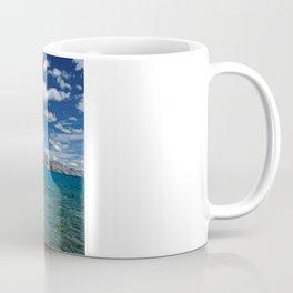Evening Blues...Pangong Lake Coffee Mug