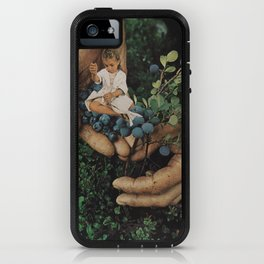 SMALL FINDS iPhone Case