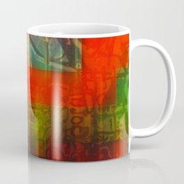 Spectrum Orange Coffee Mug