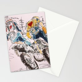 Wanna Get A Drink After? Stationery Cards