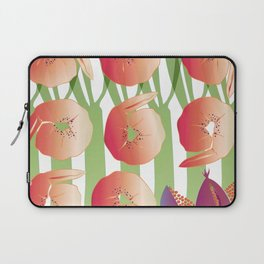 Shrimps with Pomegranates Sauce Laptop Sleeve