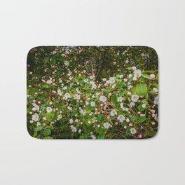 Crabapple Blossoms 1 Bath Mat