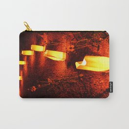 Glowing Luminary Bags  Carry-All Pouch