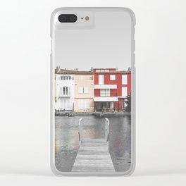 PortGrimaud Clear iPhone Case