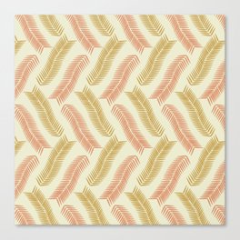 Pine Needles (Lush) Canvas Print