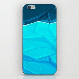 Deep End iPhone Skin