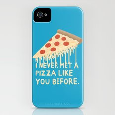 Sweet Pizza iPhone (4, 4s) Slim Case