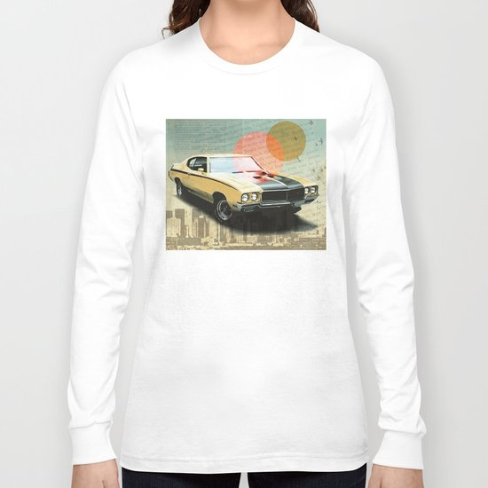 Buick Gran Long Sleeve T-shirt