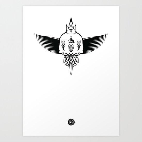 P-john Art Print