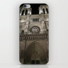 Notre Dame  iPhone & iPod Skin