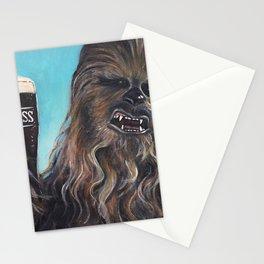 Brewbacca Stationery Cards
