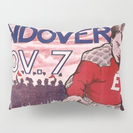At Exeter Pillow Sham
