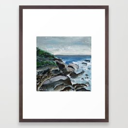 Untitled #85 Framed Art Print