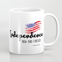 Freedom #2 4th of July Coffee Mug