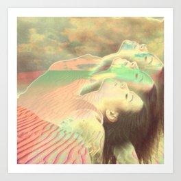 Lucid Dreaming Art Print