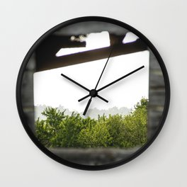 Overlook Wall Clock