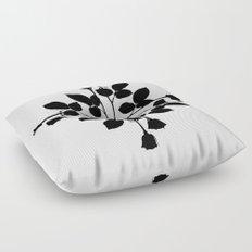 Red Cross Floor Pillow