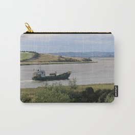 Ship into Launceston Docks* Carry-All Pouch