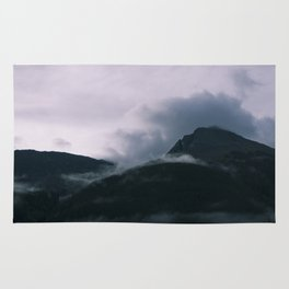 Cloud Collision - Silverton CO Rug