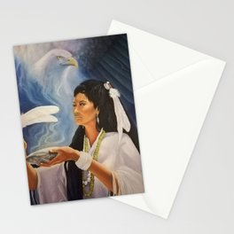 Native American Shaman Stationery Cards