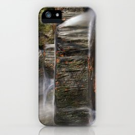 Lumsdale falls iPhone Case
